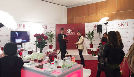 SK-II INFLUENCER CAMPAIGN